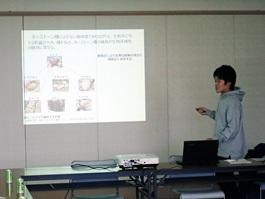 八戸工業大学 生命環境科学科の設立(2018年4月)を記念して「階上漁業協同組合との情報交換会」を実施