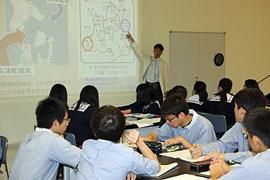 七戸高校の生徒さん達42名に海洋生物の講義を受講いただきました!