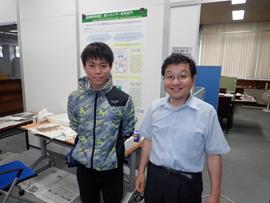 平内町の委託を受けて、浅所干潟で環境調査を実施しました!