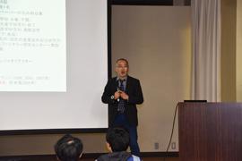 八戸工業大学工学部生命環境科学科特別講演会が開催されました